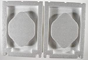 Foam Foundation Vent Plug [Set of 36]
