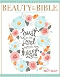img - for Beauty in the Bible: Adult Coloring Book Volume 2, Premium Edition book / textbook / text book