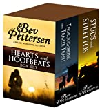 HEARTS AND HOOFBEATS (Two-book box set) Thoroughbreds and Trailer Trash & Studs and Stilettos (Racetrack Romance 1)