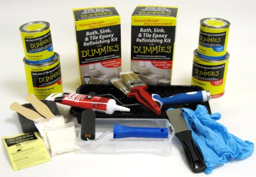 Norway Shop: Bath, Sink, & Tile Epoxy Refinishing Kit for Dummies ...