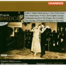 Frank Bridge : Orchestral works, vol.5