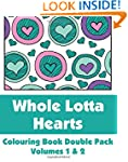 Whole Lotta Hearts Colouring Book Dou...