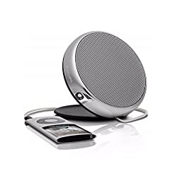 Philips SBA1700/37 MP3 Portable Speakers (Silver)