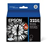 Epson T223XL120 DURABrite Ultra High-Capacity Black Ink Cartridge