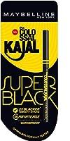 Maybelline New York Colossal Kajal, Super Black, 0.35g