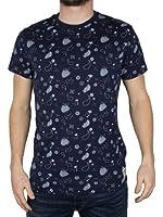 Jack & Jones Repeat - T-shirt - Col ras du cou - Manches courtes - Homme