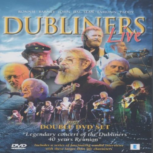 The Dubliners - Forty Years - Live From The Gaiety [DVD]