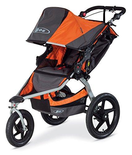 BOB Revolution Pro Single Stroller, Orange