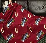 Cleveland Cavaliers NBA Fleece Throw Blanket by Northwest