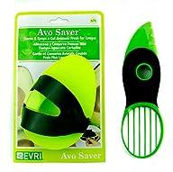 3-in-1 Avocado Slicer, Green with Avo…