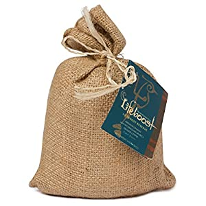 LifeBoost Premium Single Origin Organic Nicaragua Fair Trade Ground Coffee - 12 oz Ground Dark Roast