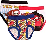 Cars Underwear 3-Pack for Toddler Boys (2T-8)