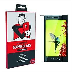 Scratchgard Super Glass Screen Protectors for Blackberry Leap