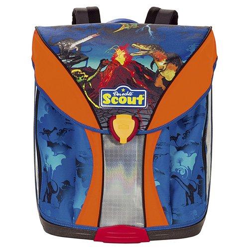 Scout 49100253700 Kinder-Rucksack, 40 cm, Dunkelblau