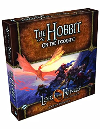 Lord Of The Rings - 331038 - Jeu De Cartes - Hobbit - On The Doorstep