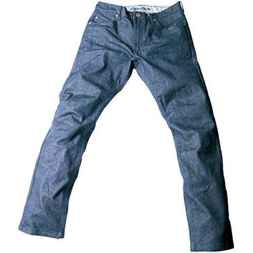 """Troy Lee Designs Sportswear SS16race-shop Denim Pantaloni, unisex, Sportswear SS16 Race-Shop Denim, Blue, 38"""""""
