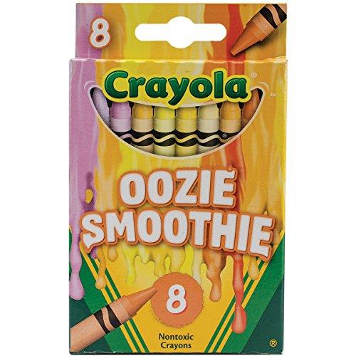 Crayola Meltdown Crayons (8 Pack), Oozie Smoothie