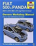 Fiat 500 & Panda Petrol & Diesel 04-12 (Haynes Service and Repair Manuals)