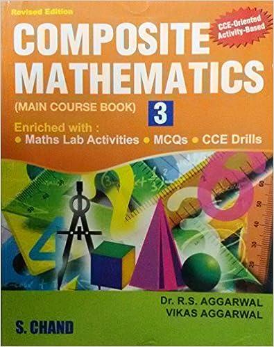 Composite Mathematics Main Course (Book - 3) 1 Edition price comparison at Flipkart, Amazon, Crossword, Uread, Bookadda, Landmark, Homeshop18