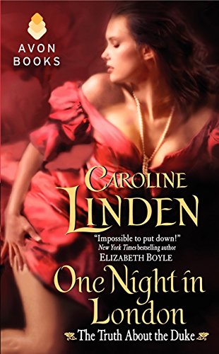 Image of One Night in London: The Truth About the Duke (Avon)
