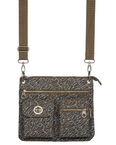Baggallini Sydney Bagg with Silver Hardware