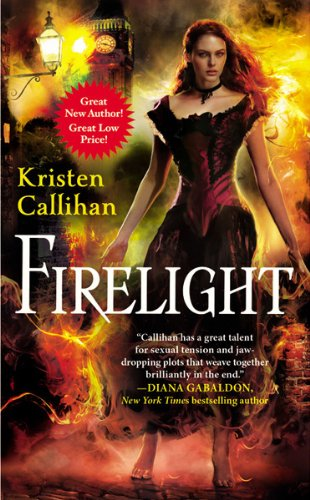 Firelight (Darkest London) by Kristen Callihan