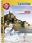 France 2016 tourist and motoring atla...