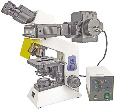 Unico G506Hs Microscope With Seidentpf Head, Paired 10X Eyepiece, Set Of Infinity Plan Objective
