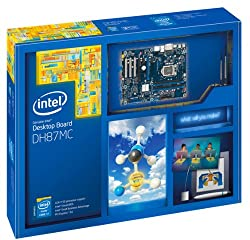 Intel DH87MC LGA1150 4th Generation Motherboard BOXDH87MC