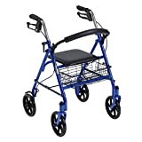 Drive-Medical-Four-Wheel-Rollator-with-Fold-Up-Removable-Back-Support