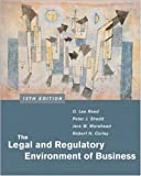 img - for The Legal and Regulatory Environment of Business w/ PowerWeb book / textbook / text book