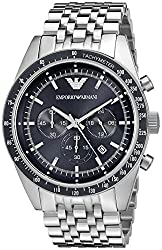 Emporio Armani Analog Blue Dial Mens Watch - AR6072