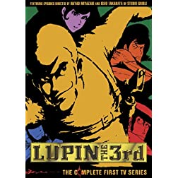 Lupin the 3rd: Complete First TV Series