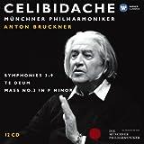 Bruckner: Symphonies 3 - 9, Te Deum & Mass in F Minor