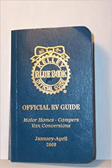 kelley blue book official rv guide motor homes campers van conversions january april 2008. Black Bedroom Furniture Sets. Home Design Ideas