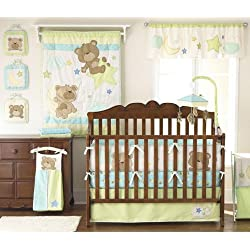 Too Good by Jenny McCarthy 'Dreamtime' 9 Piece Crib Set