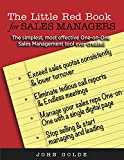 img - for The Little Red Sales Book for Sales Managers book / textbook / text book