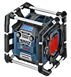 Bosch PB360S 18-Volt Lithium-Ion energy package Jobsite Radio and Charger