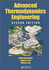 Advanced Thermodynamics Engineering, Second Edition (Computational Mechanics and Applied Analysis)