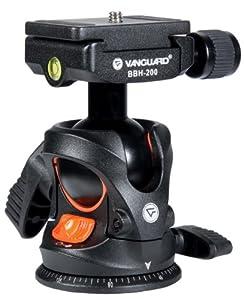 Vanguard BBH-200 Rotule pour Appareil photo Noir