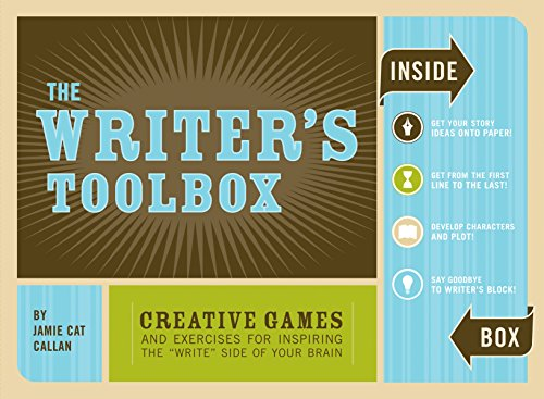 The Writer's Toolbox: Creative Games and Exercises for Inspiring the 'Write' Side of Your   Brain (Toolbox Creative compare prices)