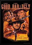 Clint Eastwood - The Good, the Bad and the Ugly - Celebrities - Refrigerator Magnet
