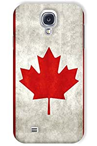 IndiaRangDe Case For Samsung Galaxy S4 I9500 Printed Back Cover