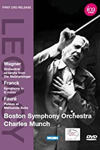 Munch;C-Boston Symp Orch Die M [Import]