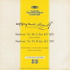 Symphonies 33 & 36  - Musik Series (Dig)