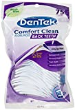 DENTEK COMFORT Clean Dental FLOSS PICKS BACK TEETH 75 IN PACK