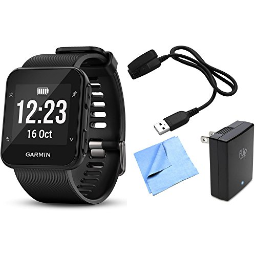 Garmin-Forerunner-35-GPS-Running-Watch-Activity-Tracker-with-Accessories-Bundle-Black