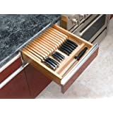 Rev A Shelf Rs4Wkb.1 Wood Knife Block Insert