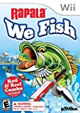 Rapala: We Fish with Rod Bundle - Nintendo Wii