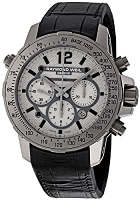 Raymond Weil Men's 7820-STC-05607 Nabucco Chronograph Watch
